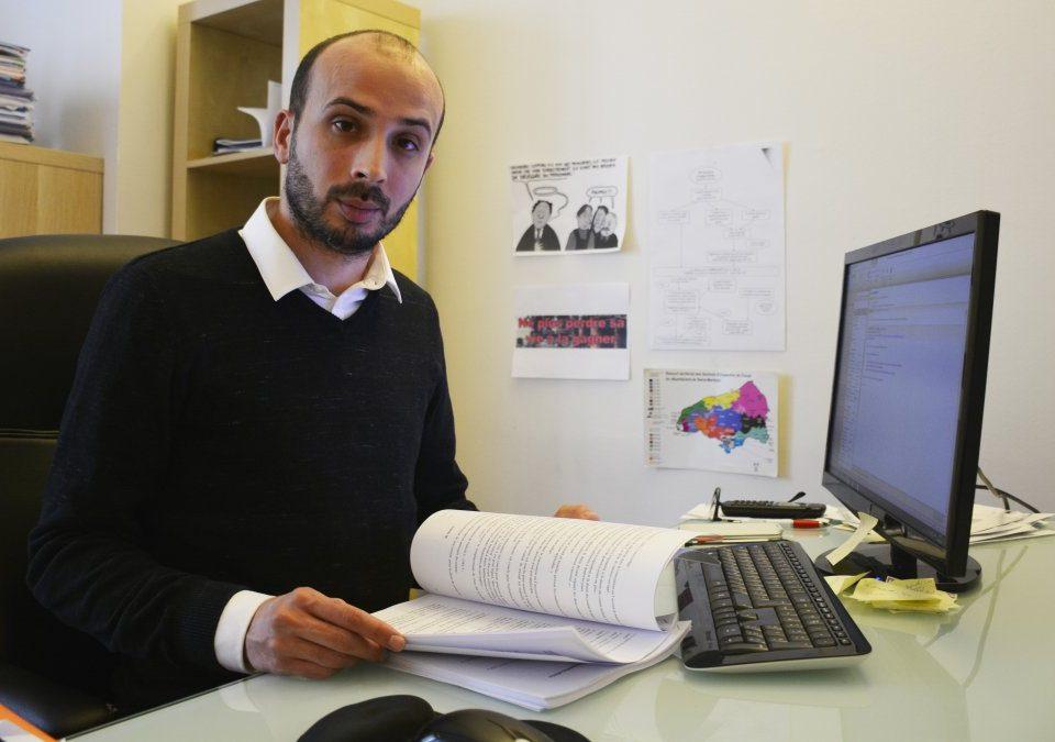 acd3145bbc4 Un avocat rouennais s oppose à la réforme du code du travail